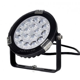 LED gardenlight 9W RGB + CCT IP65 WIFI