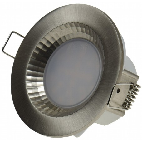 LED Spot Ф85mm 5W 460Lm K3000/K4000 weiß /silber