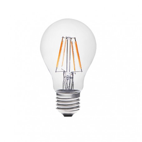 LED filament lamp E27 4W 420Lm K2700 warmwhite