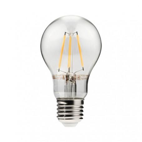LED filament lamp E27 6W 750Lm K2700 warmwhite