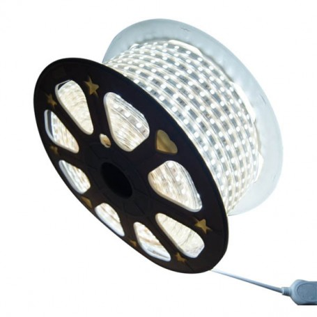 LED Strip 230V 14.4W/m K6000 IP65 60LED/m