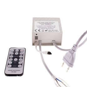 230V LED Strip dimmer with remote