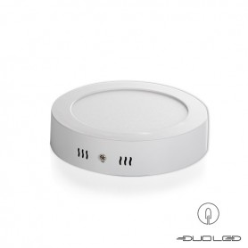 LED Ceilinglight round white Ф170mm 13W 830Lm