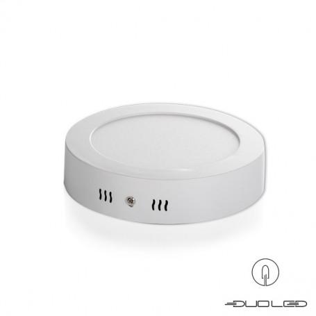 LED Ceilinglight round white Ф172mm 12W 960Lm