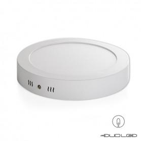 LED Ceilinglight round white Ф225mm 18W 1350Lm