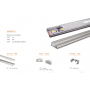 Alu Profile 1707 for LED strip