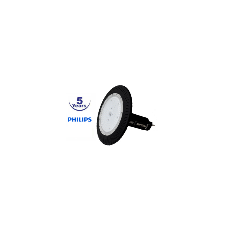 LED UFO highbay light PHILIPS 150W 140Lm/w dimmable