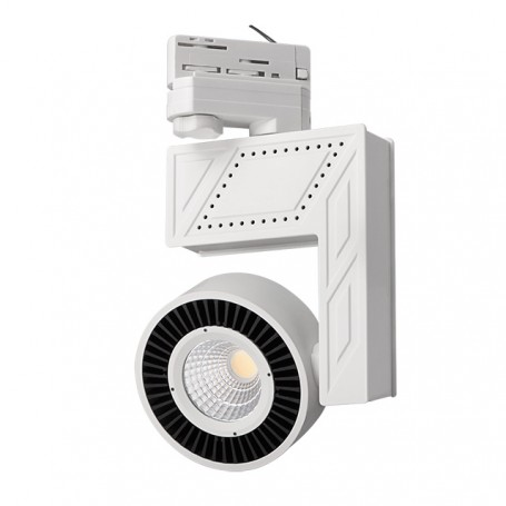 LED tracklight 20W 1565Lm COB K4000