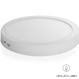 LED Ceilinglight round white Ф300mm 24W 1800Lm