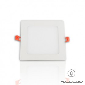 LED Downlight 172x172mm 12W 960Lm K3000-4000-6000