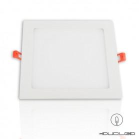 LED Downlight 225x225mm 18W 1500Lm K3000-4000-6000