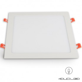 LED Downlight 235x235mm 20W 1600Lm K3000-4000-6000