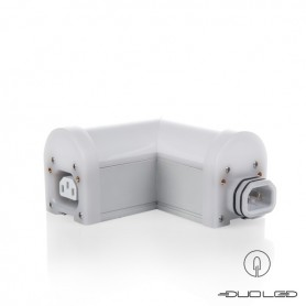90° Winkel LED Lichtband Pro IP65 Rechts