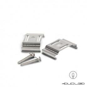 Mounting clips for LED linear lightband Pro 2pcs Set