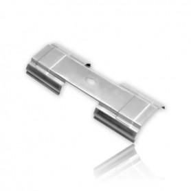 Connection-clip for LED linear lightband Pro stainless steel