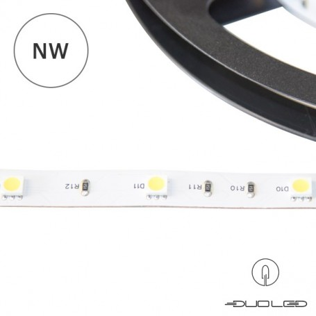 LED Strip SMD5050 12V 7.2W/m K4000 IP20 30LED/m
