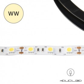 LED Strip SMD5050 12V 14.4W/m K3000 IP20 60LED/m
