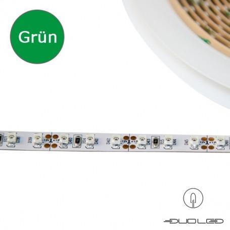 LED Strip SMD3528 12V 9.6W/m green IP20 120LED/m