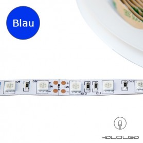 LED Strip SMD5050 12V 14.4W/m blue IP65 60LED/m