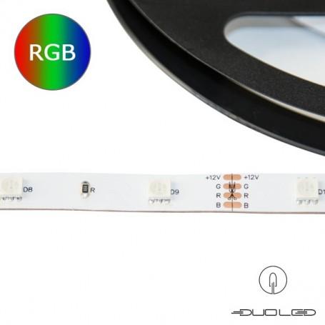 LED Strip SMD5050 12V 7.2W/m RGB IP65 30LED/m
