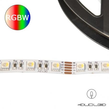 LED Strip SMD5050 12V 15W/m RGB+K3000 IP20 60LED/m
