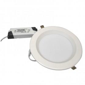 LED Downlight Ф195mm 18W 1800Lm K3000-4000-6000