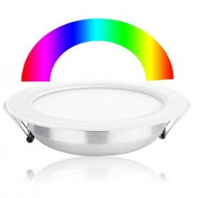 LED Strahler Ф180mm 12W RGB+CCT 2.4Ghz WIFI