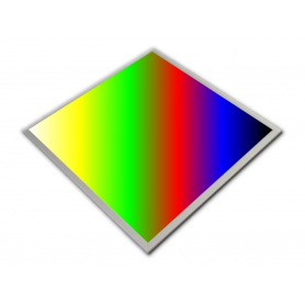 LED Panel RGBWW 30x30cm 18W
