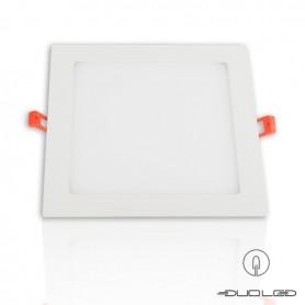LED Downlight 200x200mm 10W 1000Lm K3000-4000