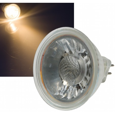 LED GU5.3/MR16 Spot 3W H35 K3000-K4000