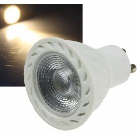 LED GU10 Spot 7W H60 K3000-K4000 dimmbar