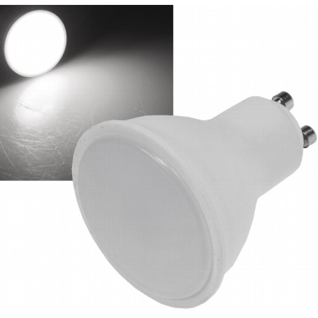 LED GU10 Spot 5W K3000-K4000 3-step-dimm