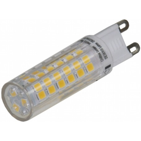 LED Lampe G9 6W 550Lm K3000-K4000