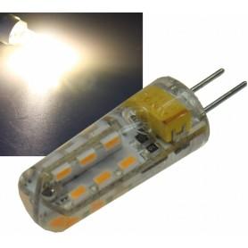 LED bulb G4 12V 1.5W 110Lm K3000-K4000