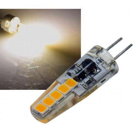 LED Lampe G4 12V 2W 200Lm K3000-K4000