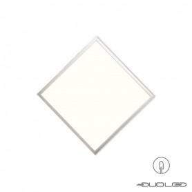 LLL LED Panel 60x60cm 40W 3450LM silver LIFUD