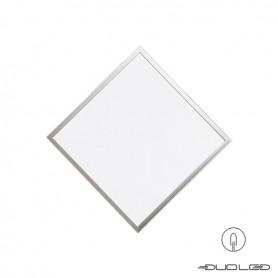 LLL LED Panel 62x62cm 40W 3600Lm silver LIFUD
