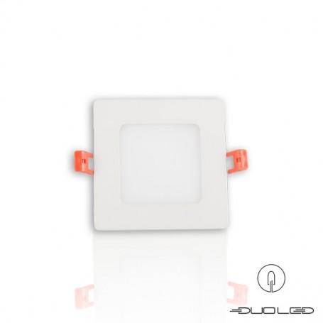 LED Strahler 120x120mm 6W 400Lm K3000-4000-6000