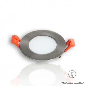 LED Downlight Ф85mm 3W 180Lm K3000-4000