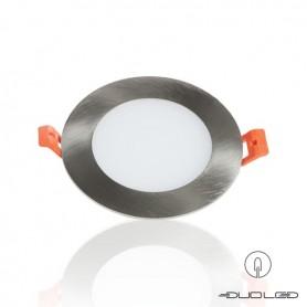 LED downlight Ф120mm 6W 390Lm K3000-4000