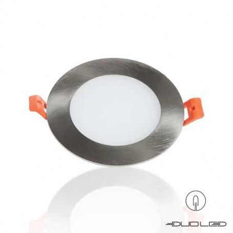 LED downlight Ф120mm 6W 400Lm K3000-4000-6000