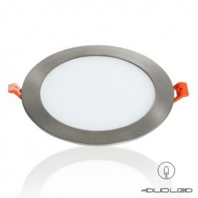 LED Downlight Ф170mm 12W 960Lm K3000-4000-6000