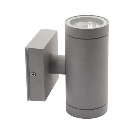 LED Up/Down Exterior wall light GU10