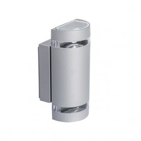 LED Up/Down Exterior wall light GU10 U-GR