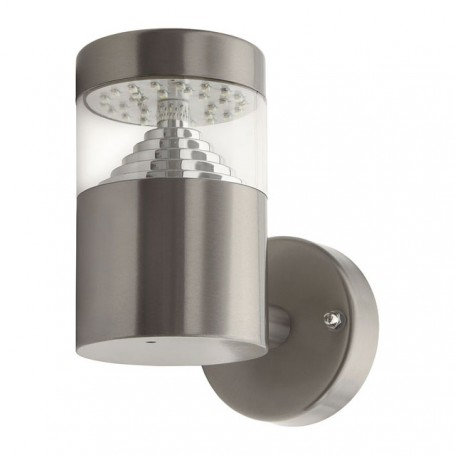 LED Exterior wall light AGARA El-14L-UP