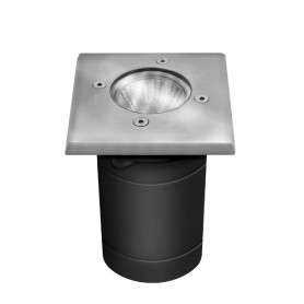 LED recessed ground light GU10 BERG DL-35L