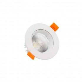 LED Spot Ф83mm 7W K3000-4000-6000 weiß