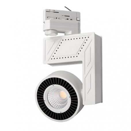 LED tracklight 40W 2925Lm COB K4000