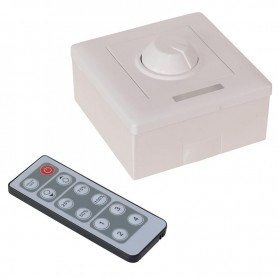 LED dimmer triac with remote control