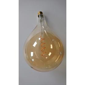 LED E27 Deco-Birne 4W K2200 amber Ф16x32cm